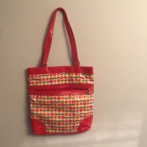 Vera Bradley Frill collection everything nice tote